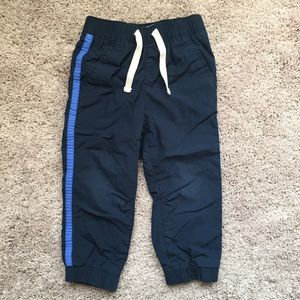 Old Navy lined track pants